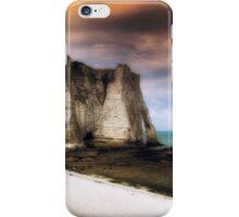 Etretat Cliffs iPhone Case/Skin