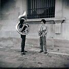 louvre play, paris by Marina Starik