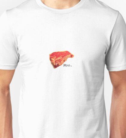 Unwearables # 4 - Moo Unisex T-Shirt