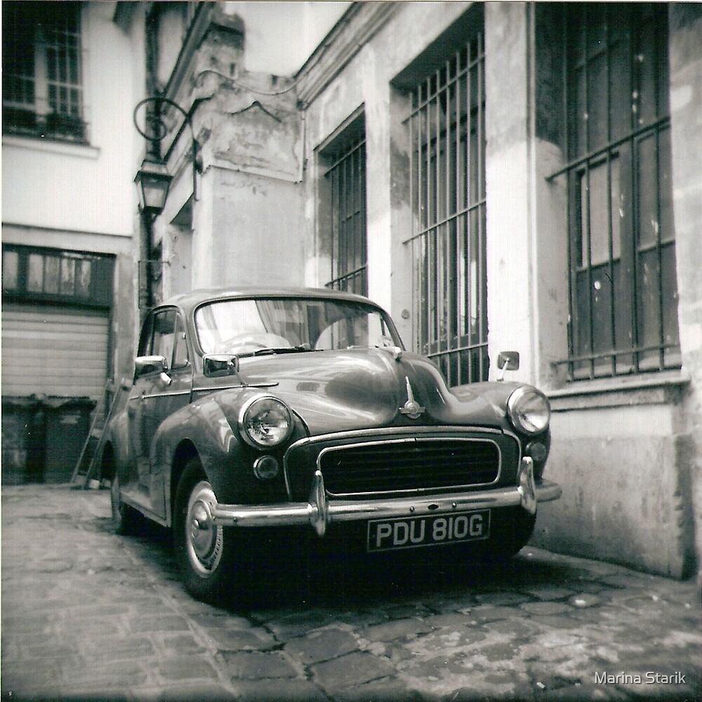 rue des gravilliers, paris by Marina Starik