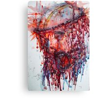 It was Done 4 YOU! (Wax-Art) Canvas Print