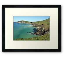 Slea Head Framed Print
