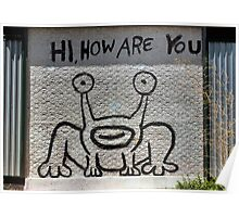 Hi, How Are You? Poster