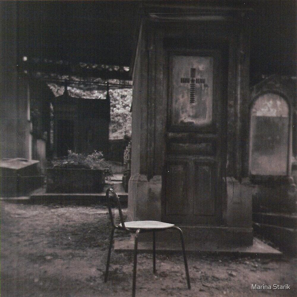 père la chaise, paris by Marina Starik