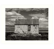 The House That Jack Built Art Print