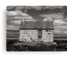 The House That Jack Built Canvas Print