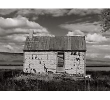 The House That Jack Built Photographic Print