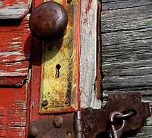 The Red Door by Felicia Moore