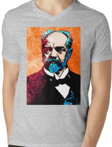 DVORAK Mens V-Neck T-Shirt