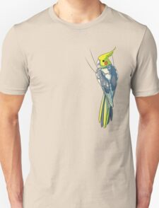 Pied Cockatiel T-Shirt