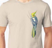 Pied Cockatiel Unisex T-Shirt