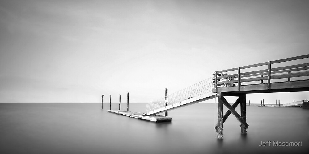 Pier to the Unknown by Jeff Masamori