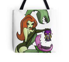 DC Divas - Poison Ivy Tote Bag
