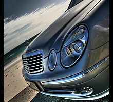 Car HDR by Stephen Joso
