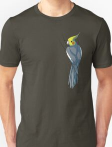 Normal Gray Cockatiel T-Shirt