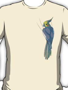 Normal Gray Female Cockatiel T-Shirt