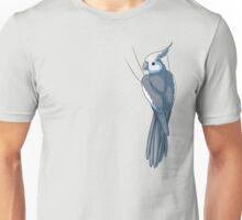 Whiteface Cockatiel Unisex T-Shirt