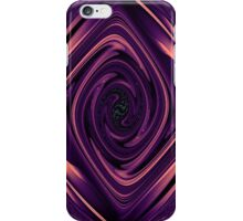 Purple Palace Abstract. iPhone Case/Skin