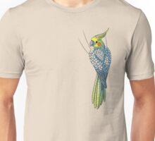 Pearled Cockatiel Unisex T-Shirt