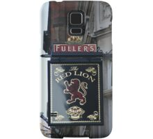 The Red Lion Ale and Pie House Samsung Galaxy Case/Skin