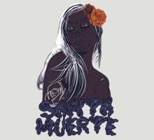 Santa Muerte by ice-grip