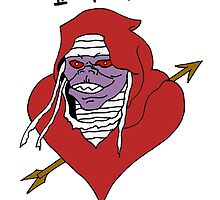 Wrapped Up In You, Mumm-Ra by Snockard