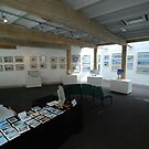 the art exhibition next to mine by dougie1
