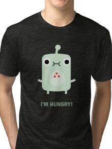 Little Monster - I'm Hungry! Tri-blend T-Shirt