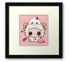 Sheepy Sheep Framed Print