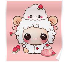 Sheepy Sheep Poster