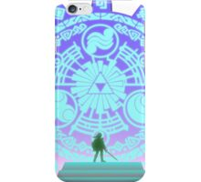 The Legend of Zelda - Door of Time iPhone Case/Skin