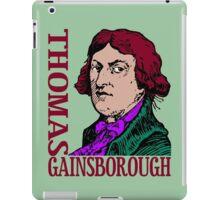 Thomas Gainsborough iPad Case/Skin