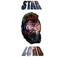 Star Lord Photographic Print