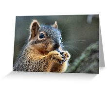 Mmmm! Delicious! Greeting Card