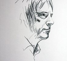 Paul Weller by Melissa Mailer-Yates