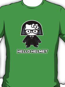 Hello Helmet T-Shirt