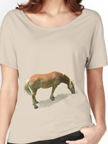 Horse from Kristberg (T-Shirt & iPhone case) Women's Relaxed Fit T-Shirt