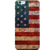 STARS AND STRIPES-ABSTRACT iPhone Case/Skin