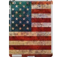 STARS AND STRIPES-ABSTRACT iPad Case/Skin