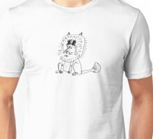 Two Tophat Lion Unisex T-Shirt