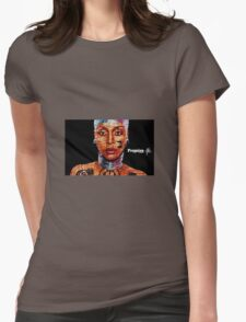 Erykah Womens Fitted T-Shirt