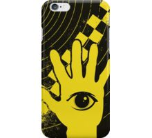 Black Leather Yellow Leather: No. 1 iPhone Case/Skin