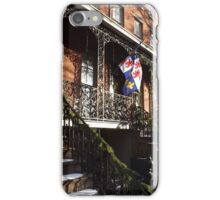 Classic Architecture, Hamilton Park, Jersey City, New Jersey  iPhone Case/Skin