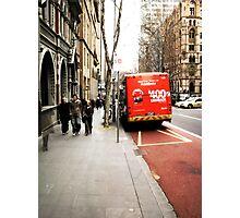 Melbourne1 Photographic Print