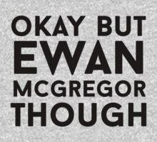 Ewan McGregor by eheu