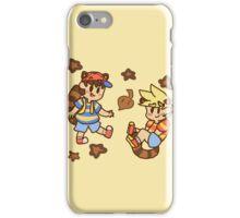 Tanooki cuties iPhone Case/Skin