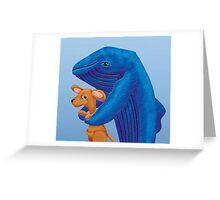Hugs! Greeting Card