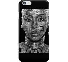 Erykah iPhone Case/Skin
