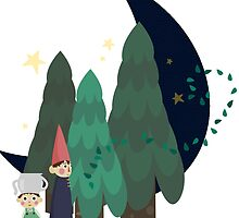 wirt and greg by britlynb