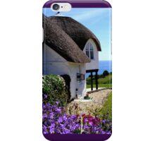 English Cottage iPhone Case/Skin